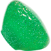 Custom Green Retro Series Custom Shift Knob Translucent with Metal Flake